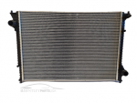 Bentley Continental W12 Coolant Radiator 3W0198115G