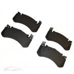 Bentley Mulsanne Front Brake Pads 3Y0698151C