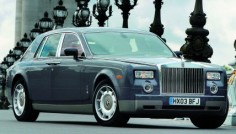 Rolls Royce Phantom and Ghost