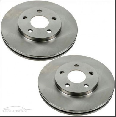 Bentley Arnage Front Brake Rotors PC23107PC
