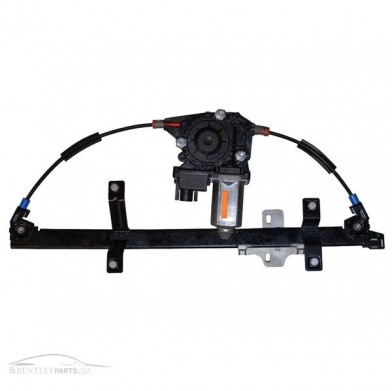 Bentley Arnage Front Window Regulator With Motor LH PP61225PB