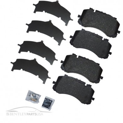Bentley Bentayga Front Brake Pads 4M0698151AK