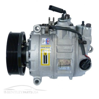 Bentley Continental AC Compressor 3W0820803