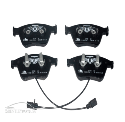 Bentley Continental Front Brake Pads 3W0698151AA