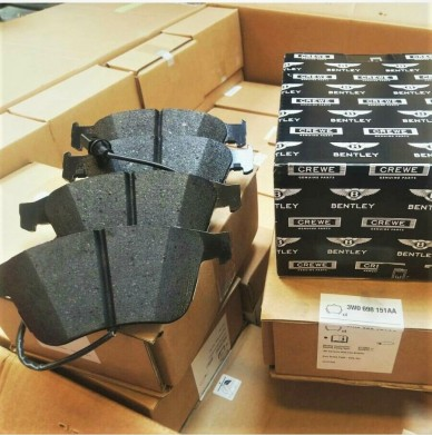 Bentley Gt Front & Rear Brake Pads * Special Offer *