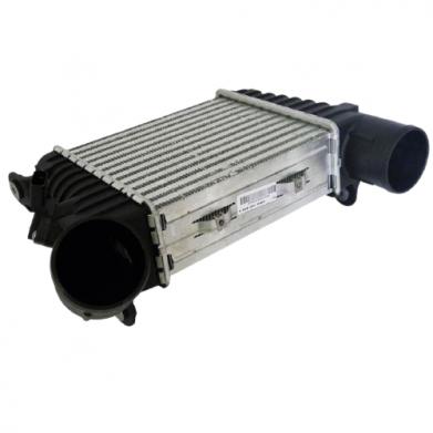 bentley gt right turbo intercooler 3w0145804e