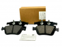 bentley front brake pads 3w0698151aa